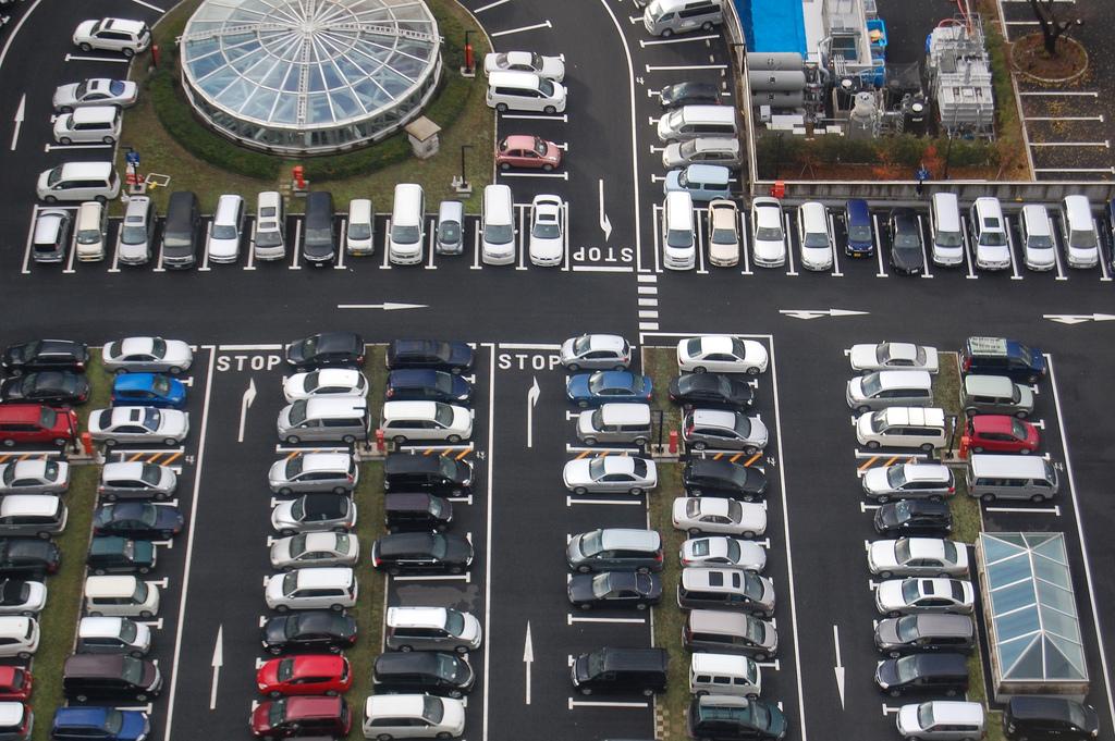 Aparcamiento de camiones - 2 part 1