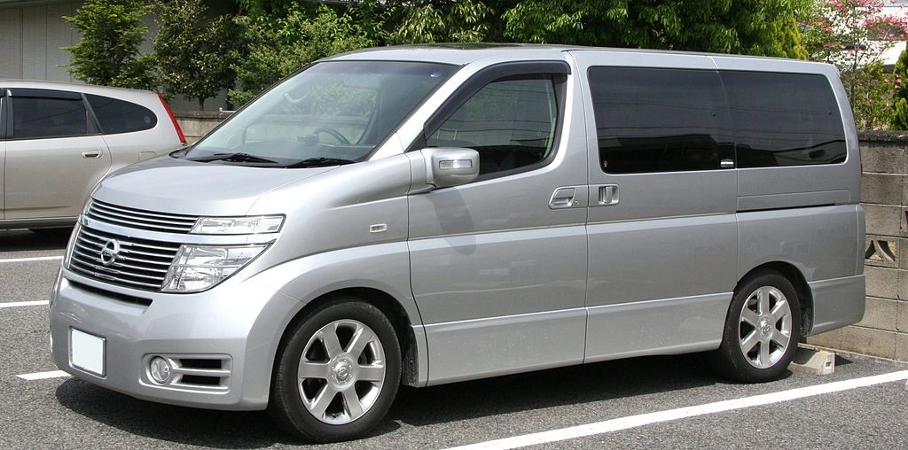 Nissan Elgrand E51 Review - Andrew's Japanese Cars