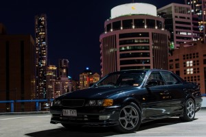 Picture of a Toyota Chaser JZX100 Tourer V