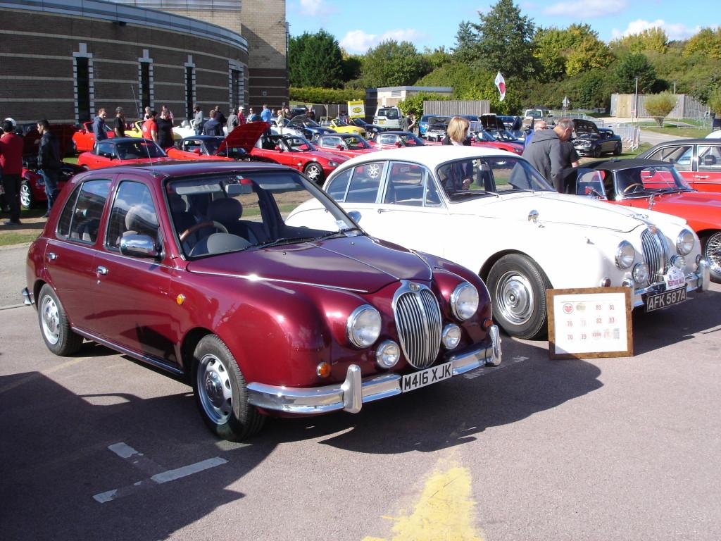 Kars Park Car Show