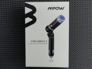 MPow Streambot Z box