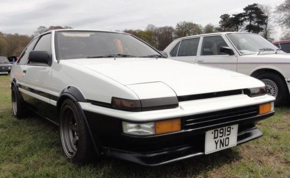 Toyota Sprinter Trueno GT-Apex Coupe