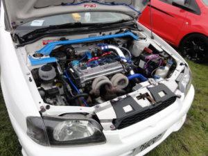 Toyota Starlet Glanza V