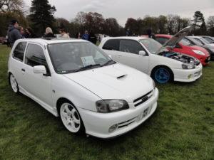 Toyota Starlet Glanza V EP91