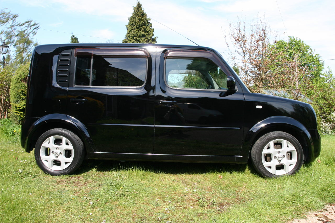 2008 nissan cube owners manual