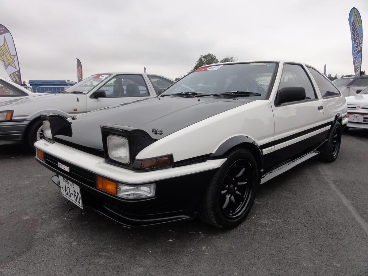 Picture of a Toyota Sprinter Trueno GT-Apex Coupe