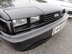 Picture of Isuzu Piazza eyebrows