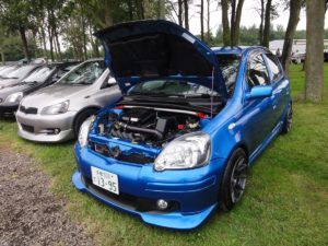 Picture of a Toyota Vitz RS TRD