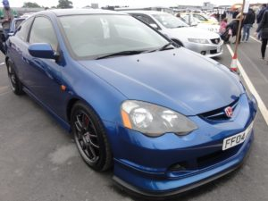 Picture of a Honda Integra DC5