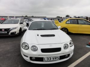 Picture of a Toyota Celica GT4