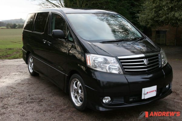 Picture of a 2003 Toyota Alphard 2.4 AS for sale