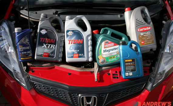 Picture: which of these is the best engine oil for japanese cars